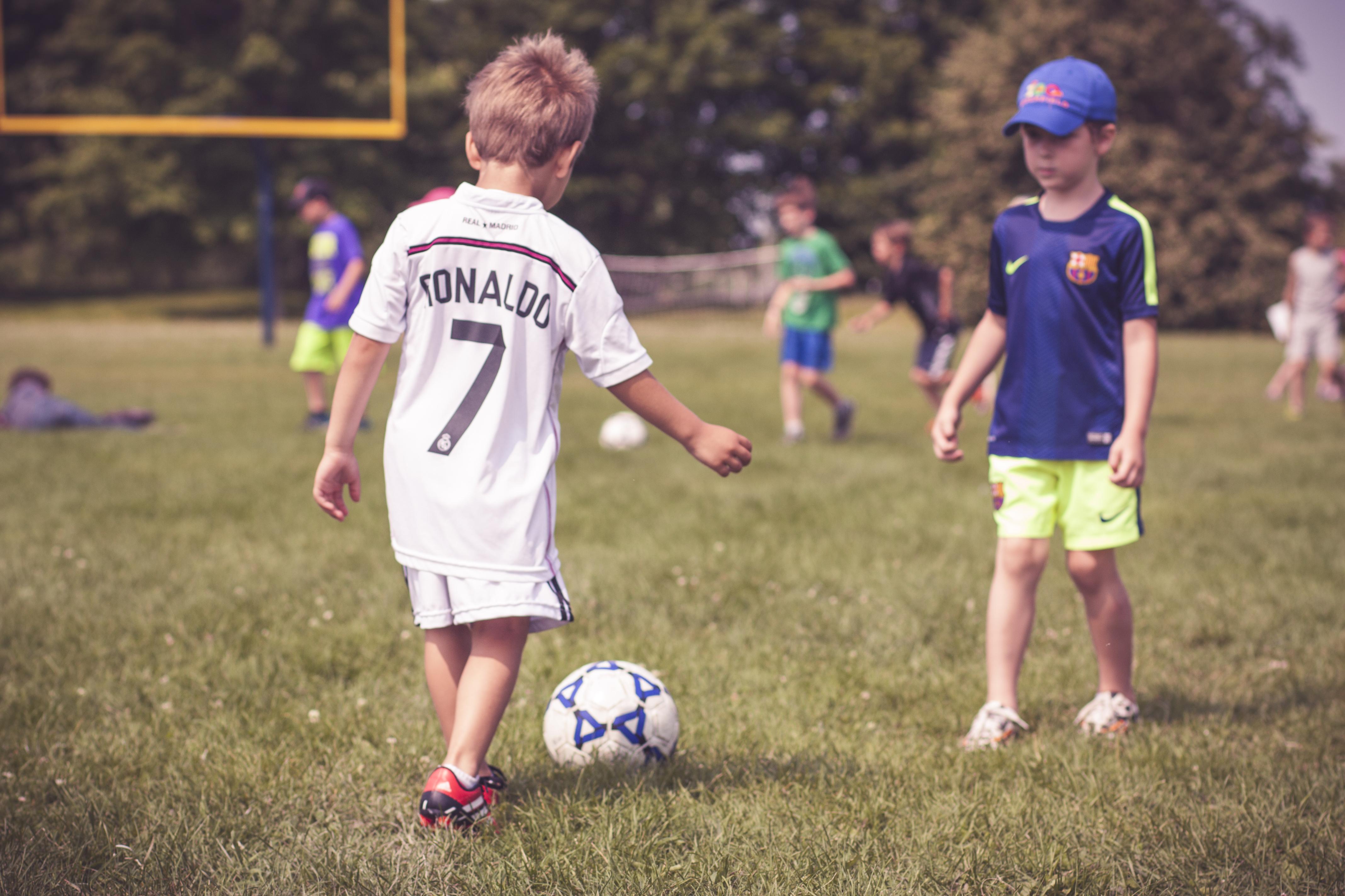 Soccer 4-6 ans