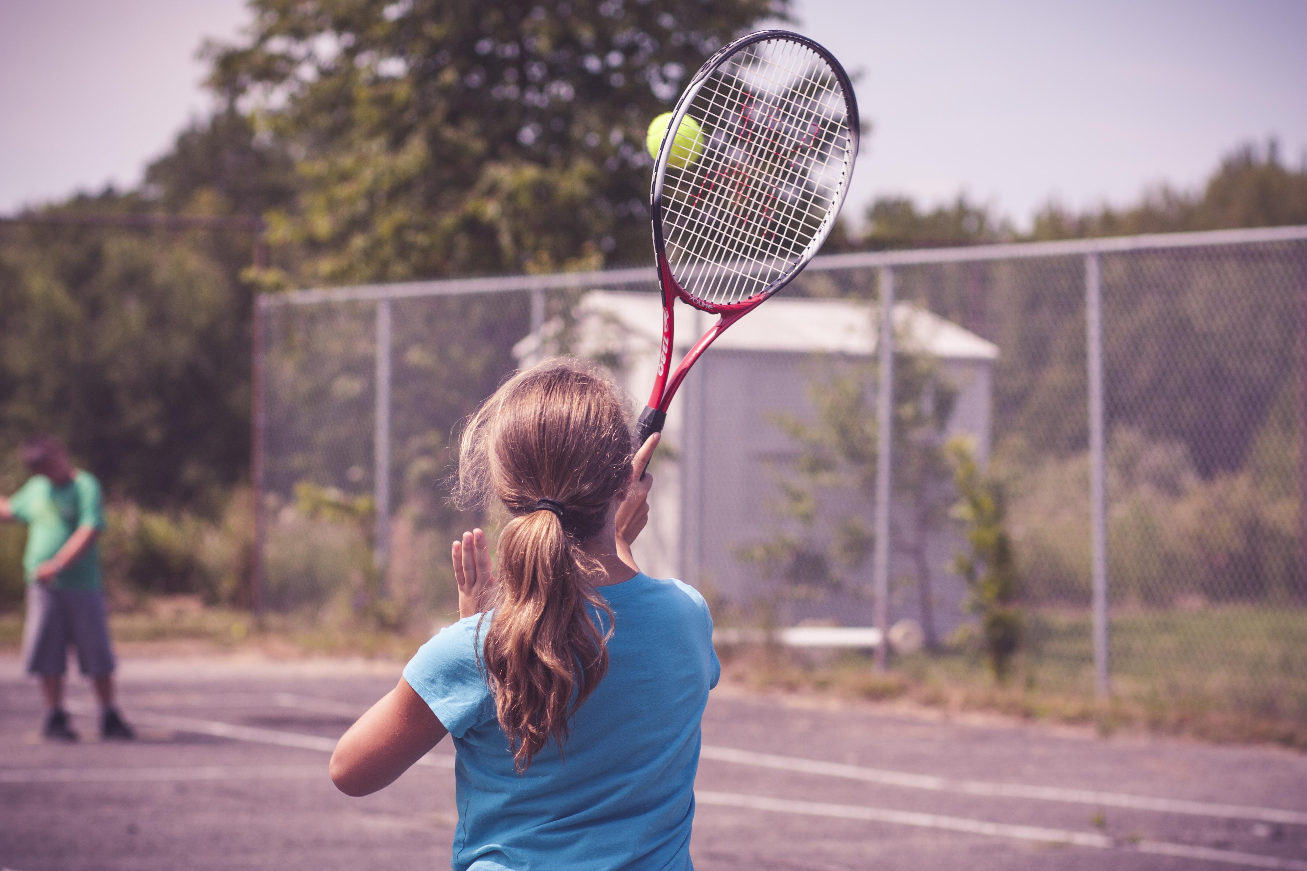 Tennis 7-9 ans