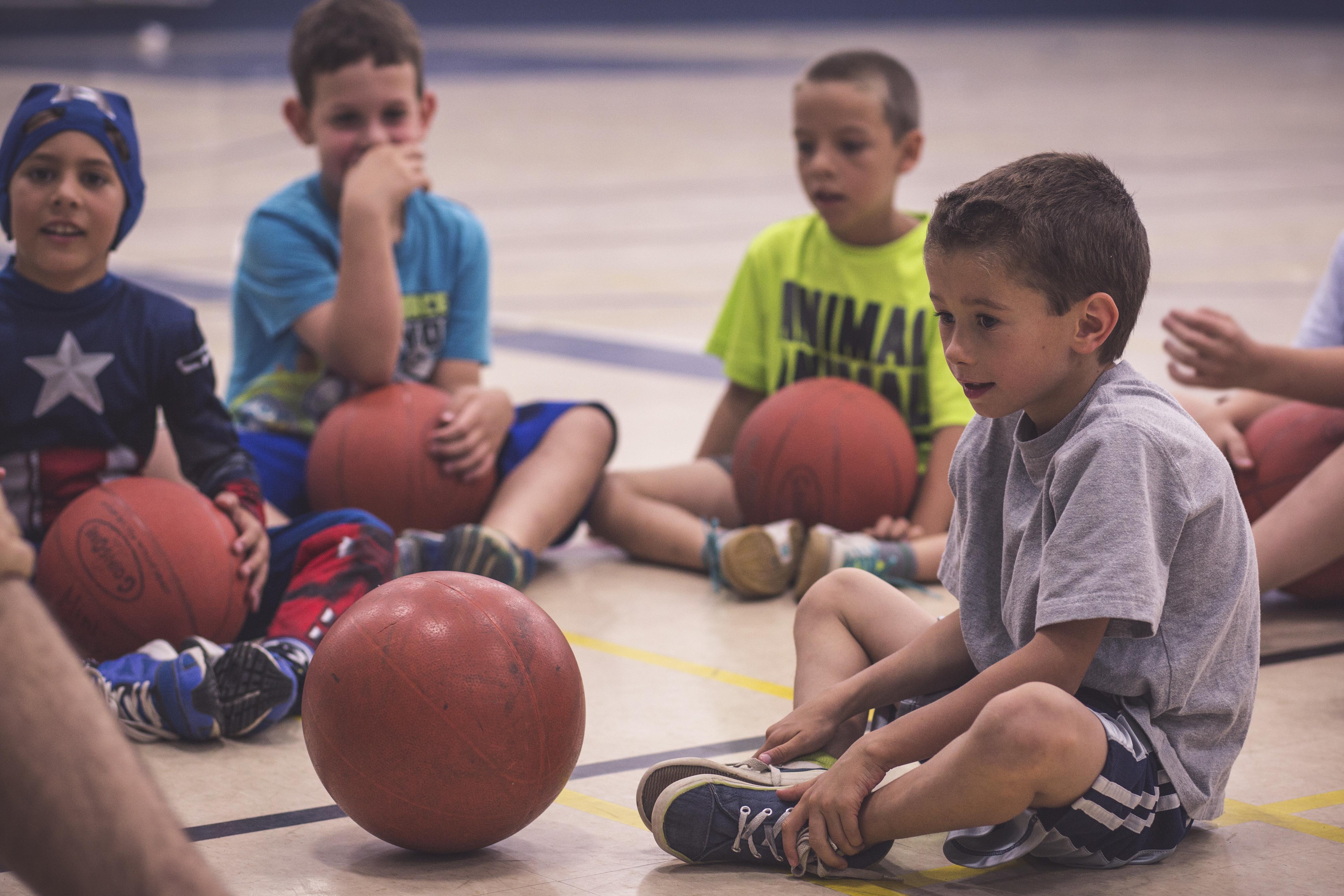 Mini-Basket 7-9 ans