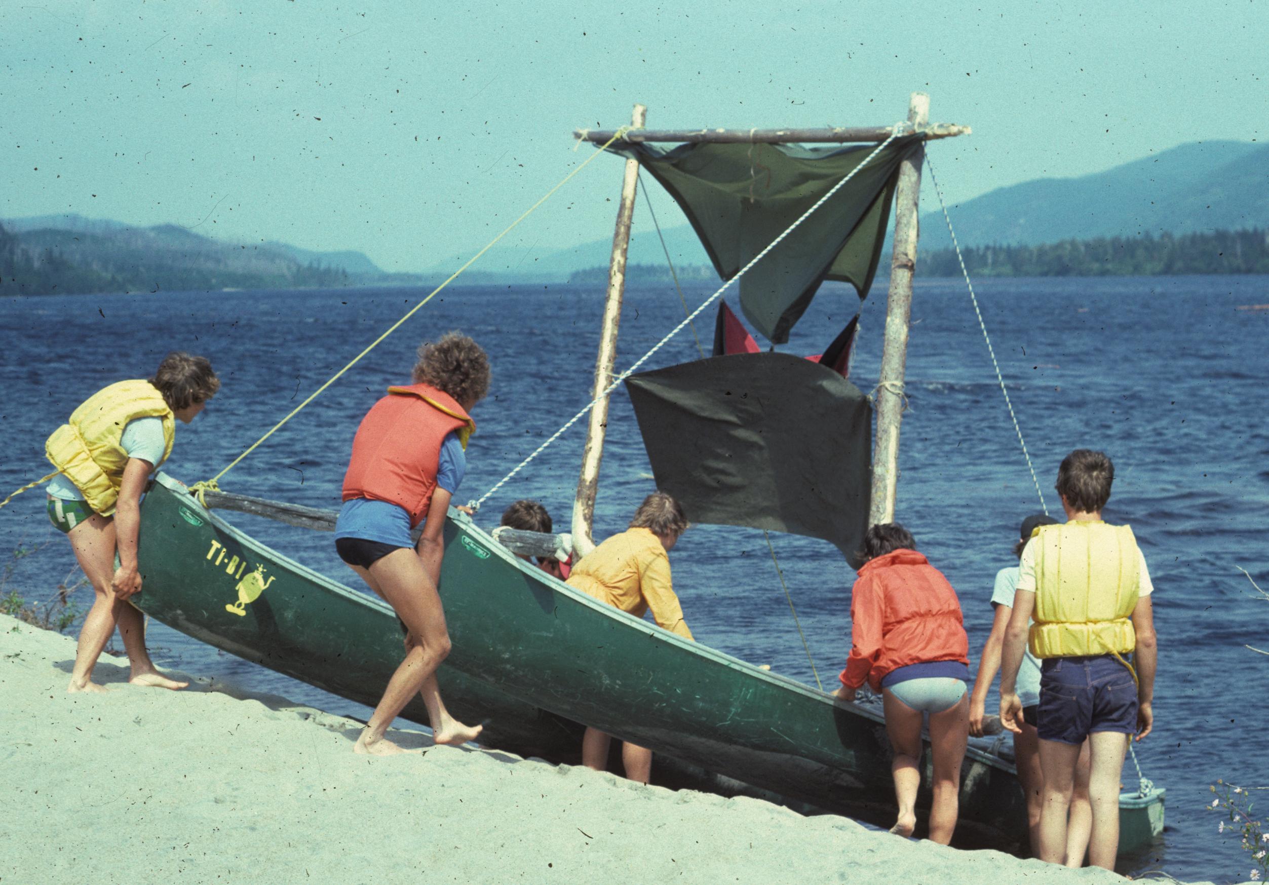 Les premiers Voyageurs