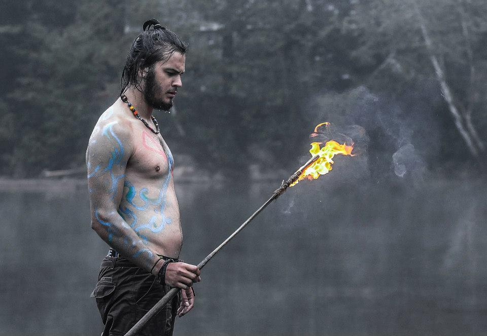 Genèse; de feu et d'eau