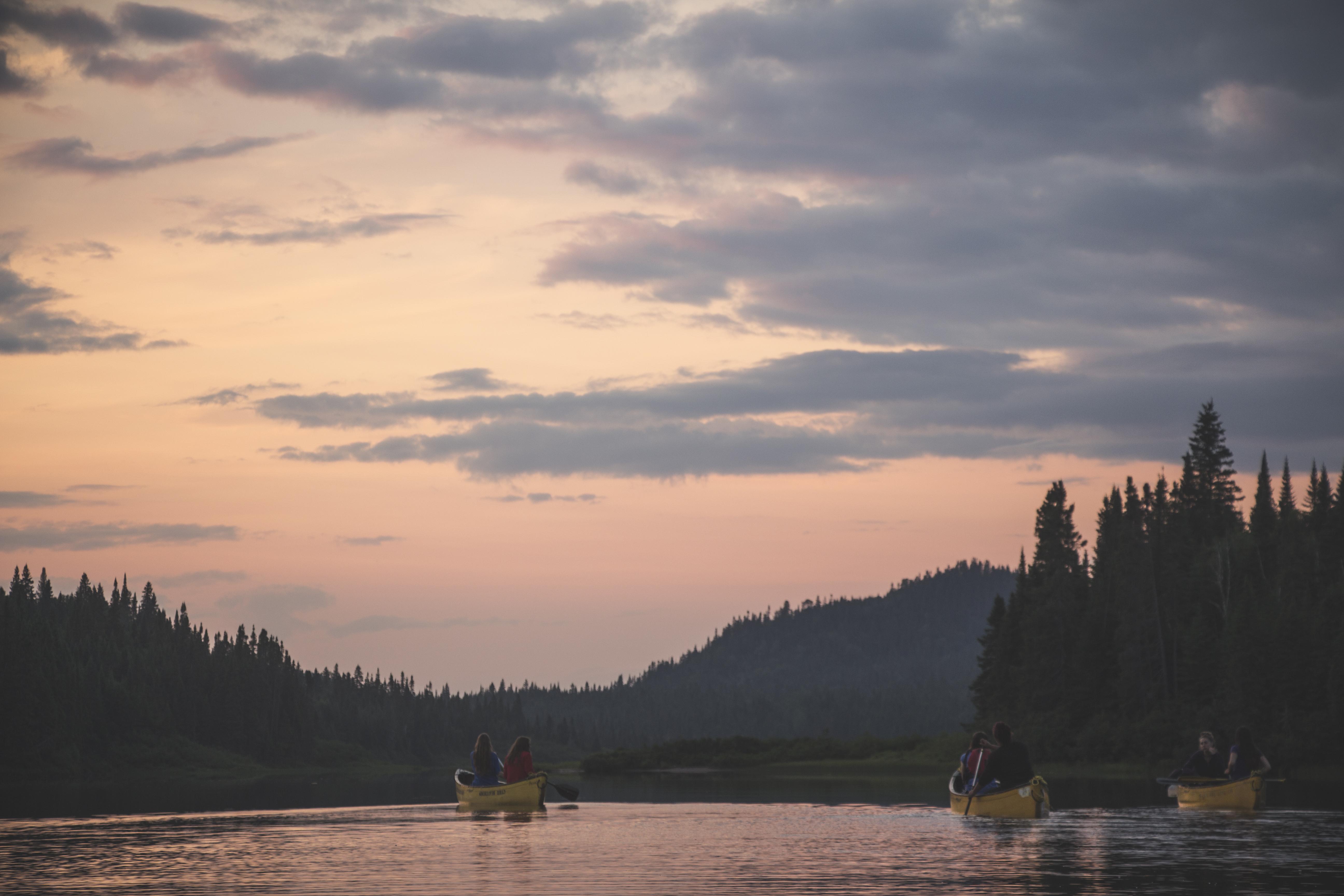 expé - coucher de soleil